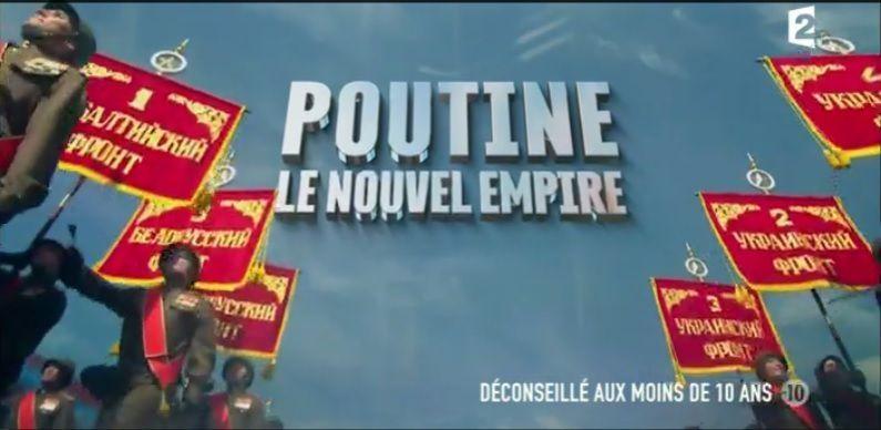 Produit par France 2 : enfin un documentaire sur l'histoire géo-stratégique de la Russie, ces dernières 25 années, qui ne soit pas, malgré le titre,  oeuvre de propagande ! A regarder sans modération