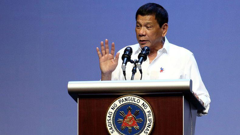«Adieu l'Amérique !» : Duterte, le président des Philippines,  menace de renoncer à la coopération militaire avec les USA