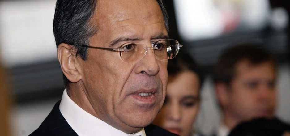 Sergueï Lavrov : &quot&#x3B;Who are you to F****** lecture me ?&quot&#x3B;