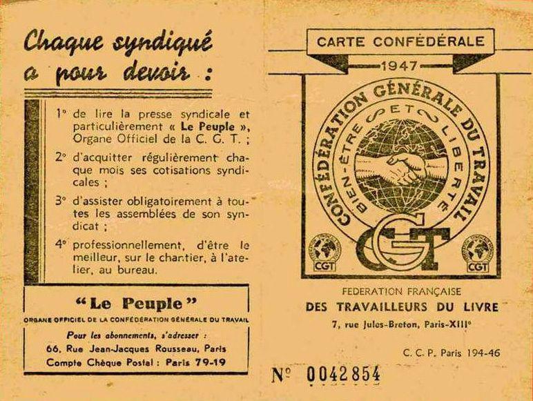 HISTOIRE : Marseille, 1947 quand la mafia corse en alliance avec le PS ... et la CIA était utilisée contre la CGT