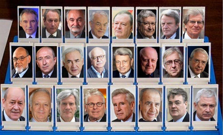 Les « hommes nouveaux » avec MACRON !...