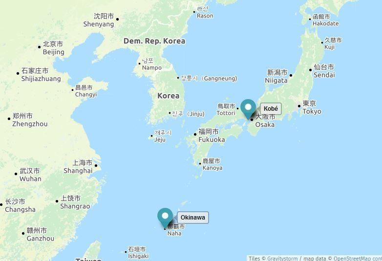 Etats Unis : remise en cause de la politique de &quot&#x3B;l'occupation amie&quot&#x3B; au Japon