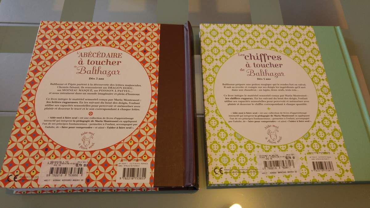livres rugueux de Balthazar