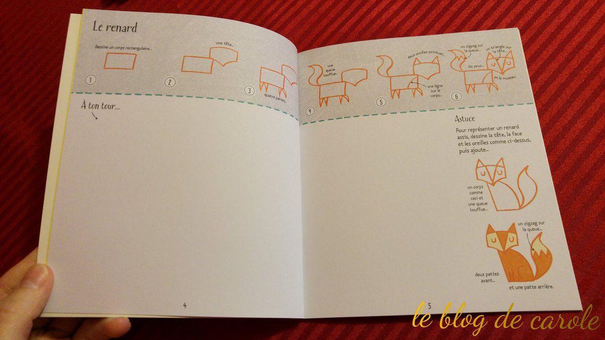 """extraits """"je dessine pas à pas ..."""""""