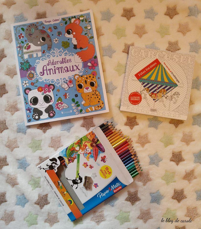 A chacun son cahier de coloriage zen