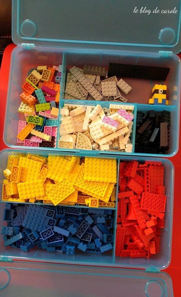 Sa nouvelle passion pour LEGO