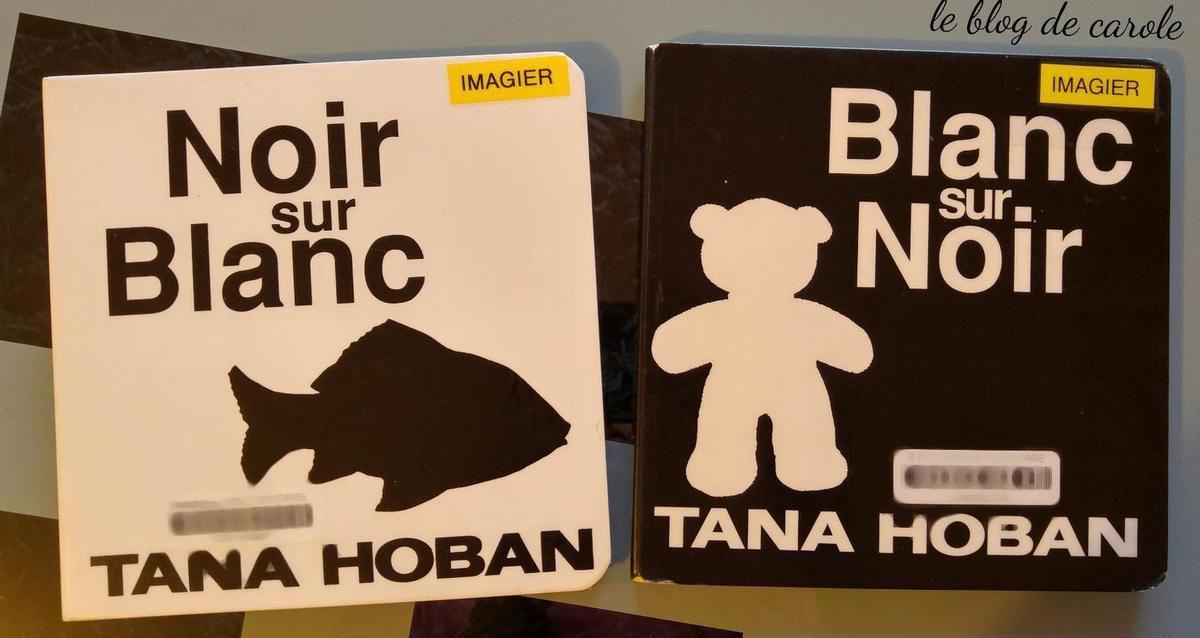Noir sur Blanc. Blanc sur Noir