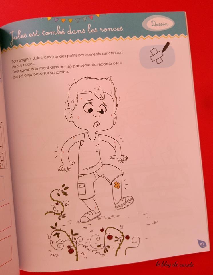Montessori J'apprends en coloriant de Hachette éducation