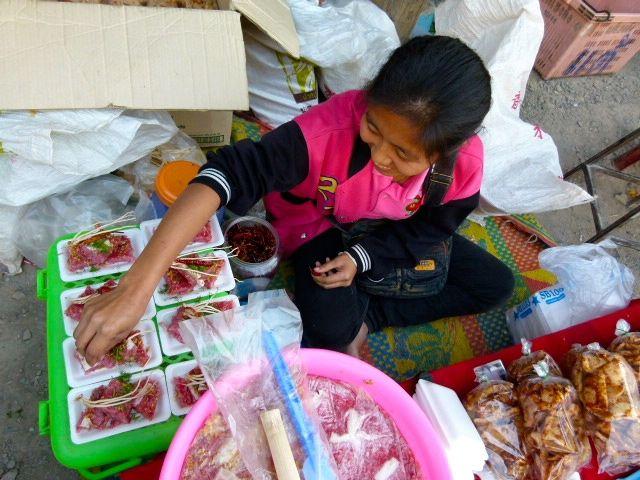 Chiang Mai - Muslim market