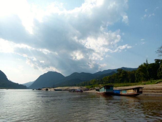 sur le Mékong (2)