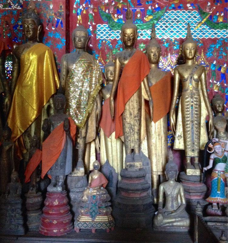 Luang Prabang - les temples