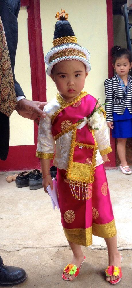 Luang Prabang - le mariage