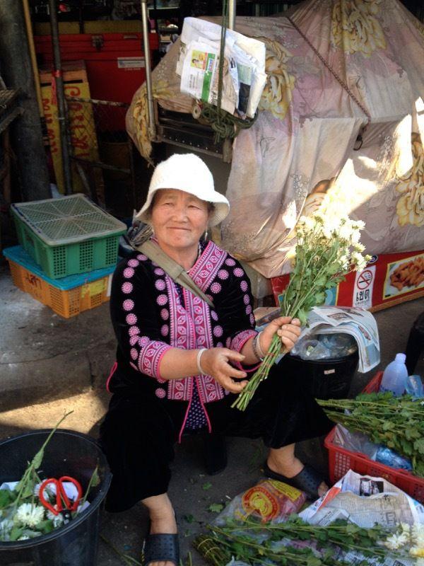 Chiang Maï - nouvel an chinois