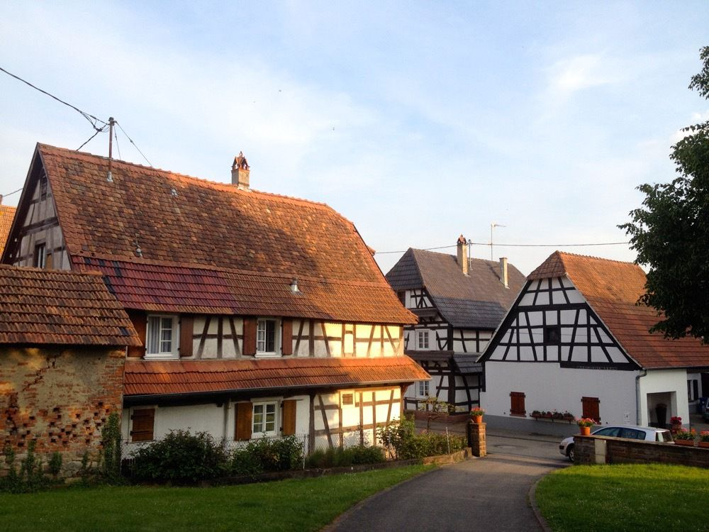 Hunspach - Alsace