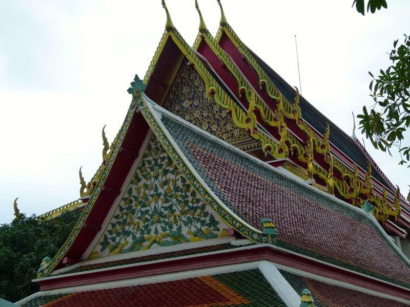 bangkok sous la pluie