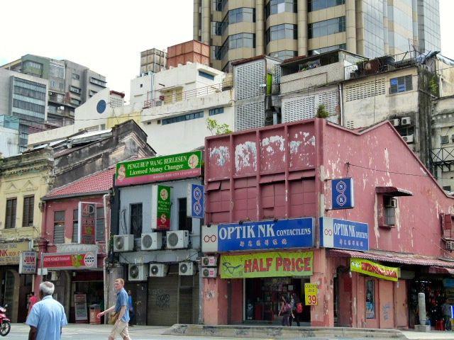 Kuala Lumpur - de ci de là