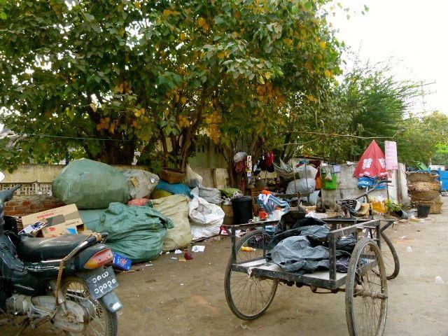Premiers pas à Mandalay - Birmanie