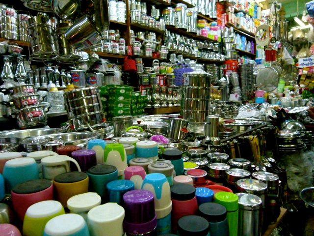 Marché Zegyo - Mandalay Birmanie