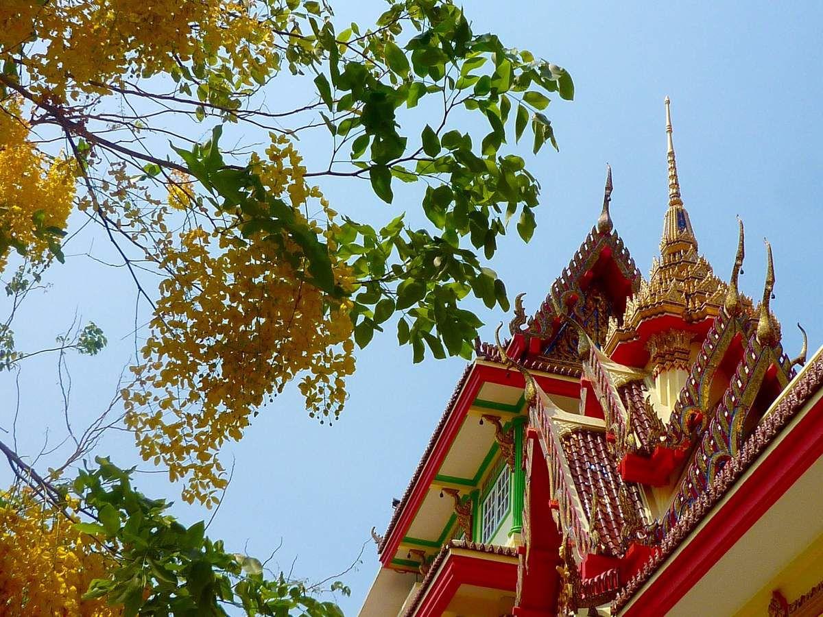 Le fleuve Chao Phraya - Bangkok