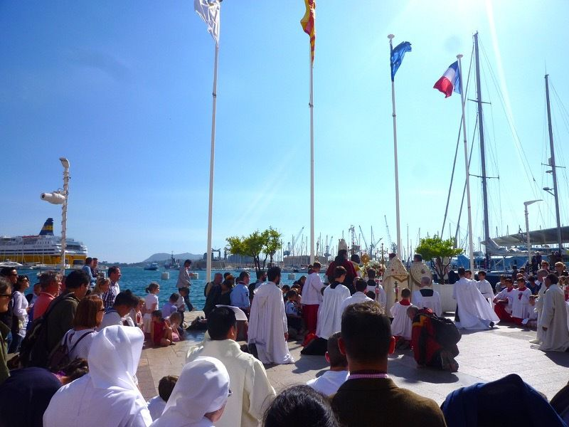 promenade dominicale à Toulon