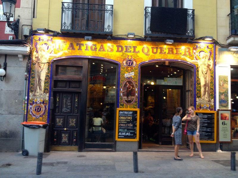 Madrid - tapas