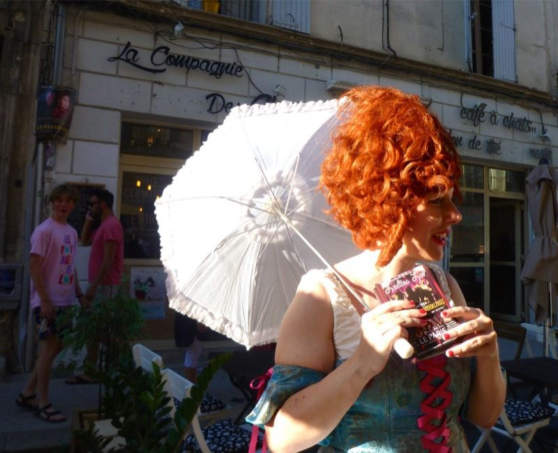 le festival d'Avignonrêve...