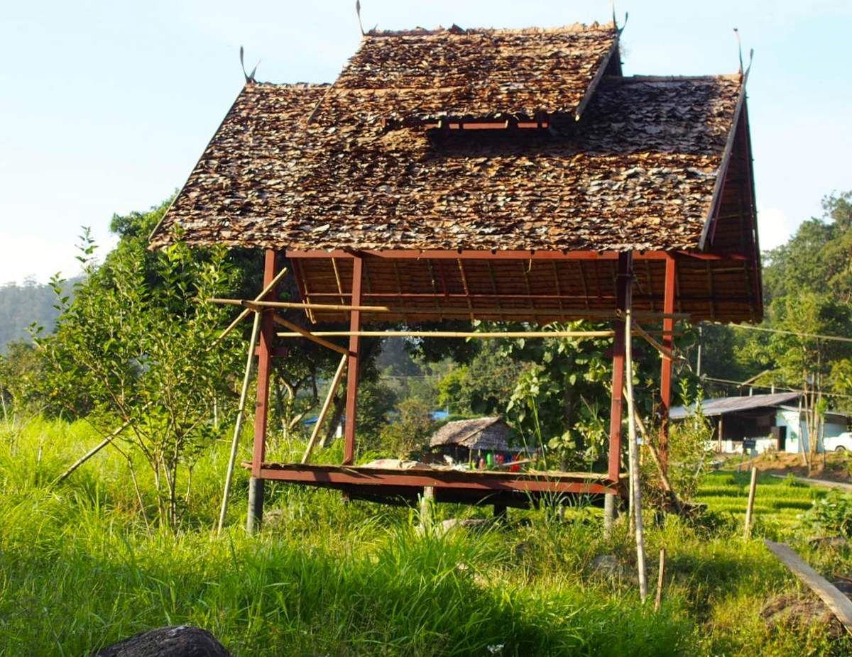 Thaïlande - les environs de Paï