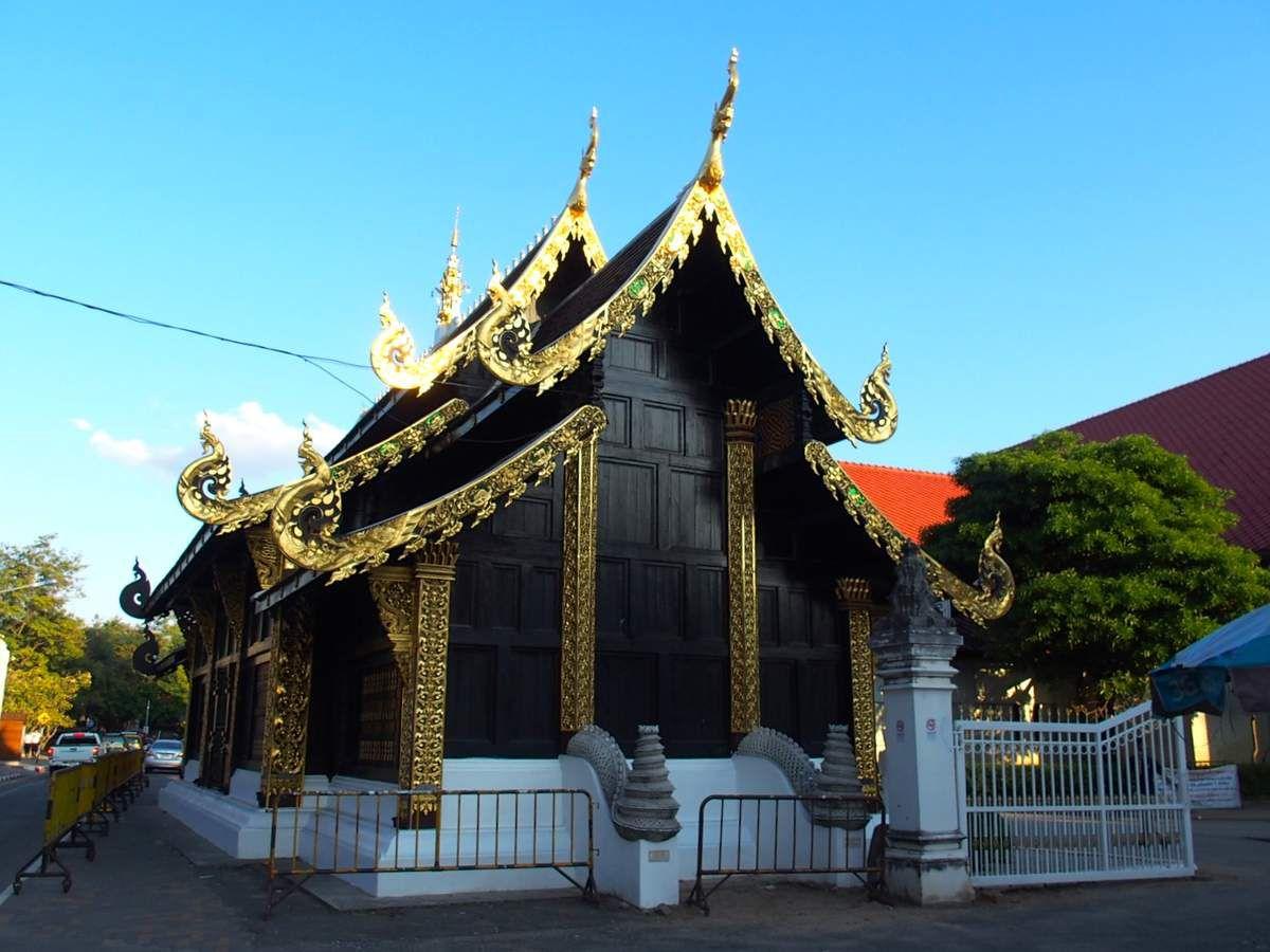 Wat Inthakhin - Chiang Mai