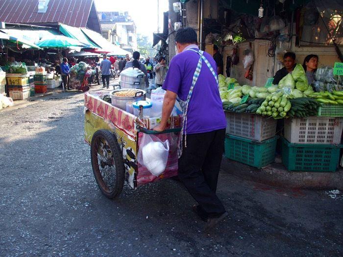 Muangmai market - Chiang Maï
