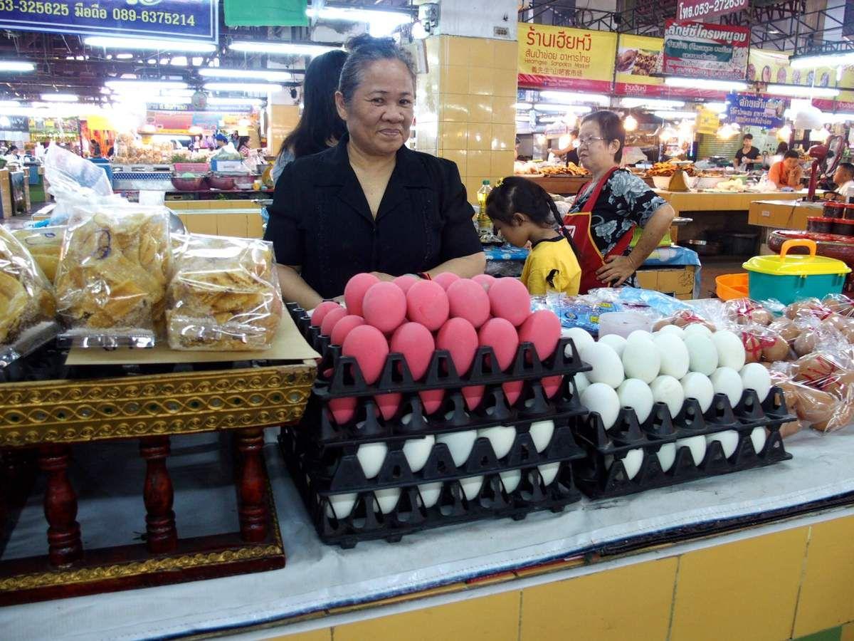 en route pour Sanpakoi market - Chiang Maï