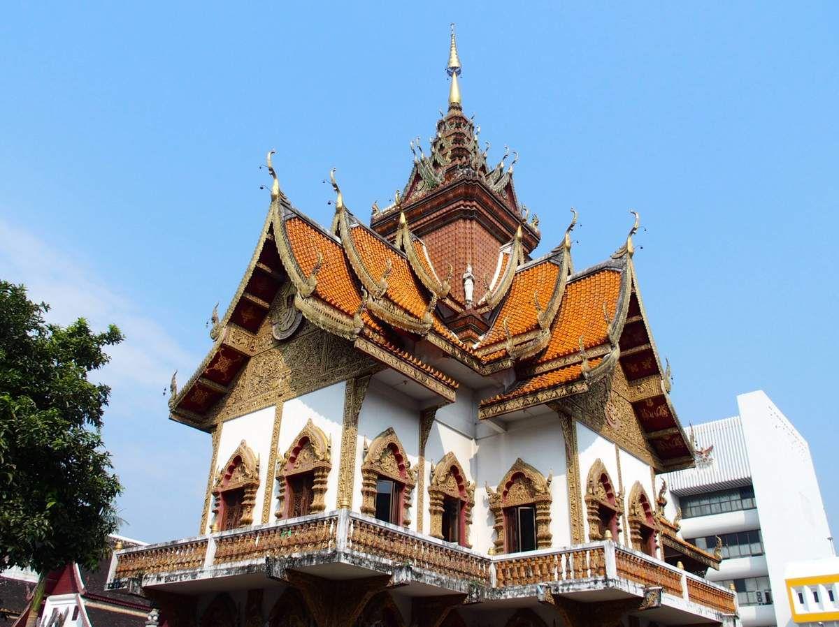 Thaïlande - Maka Bucha