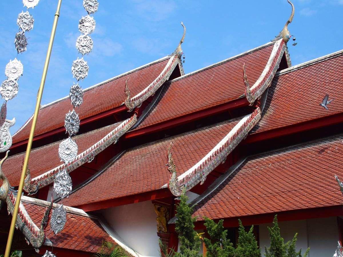 Chiang Mai - premières balades avec Yves et Eileen