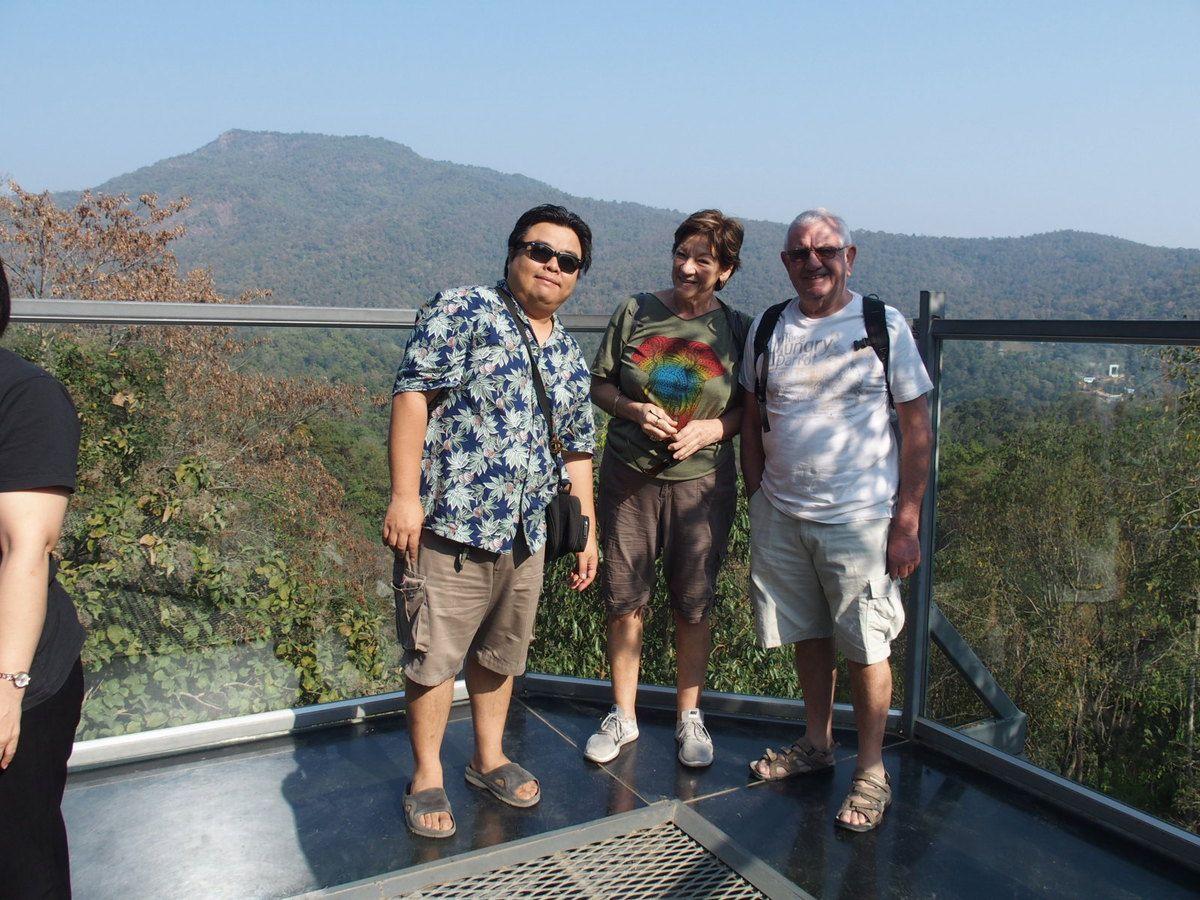 Chiang Mai - Queen Sirikit botanic garden