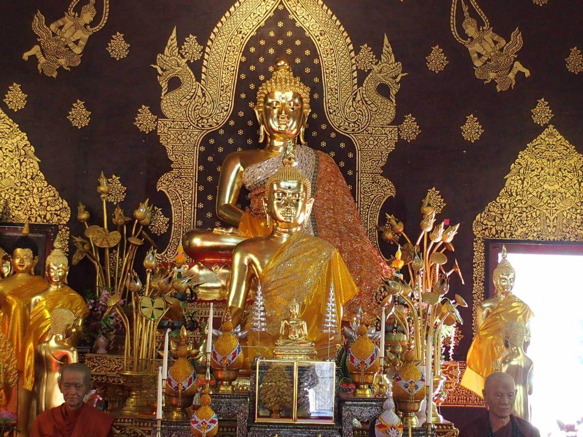 Chiang Mai - Wat Jed Yod