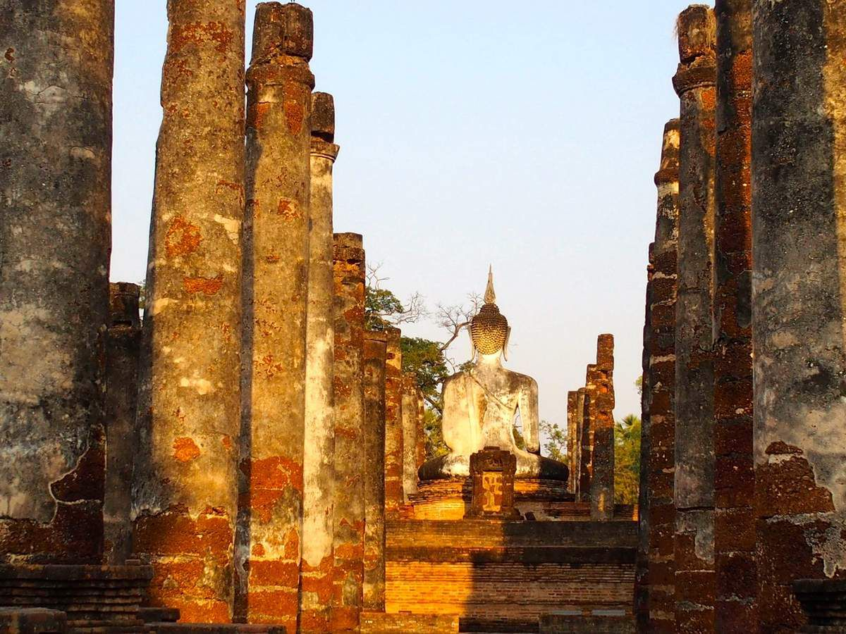 retour à Sukhothai