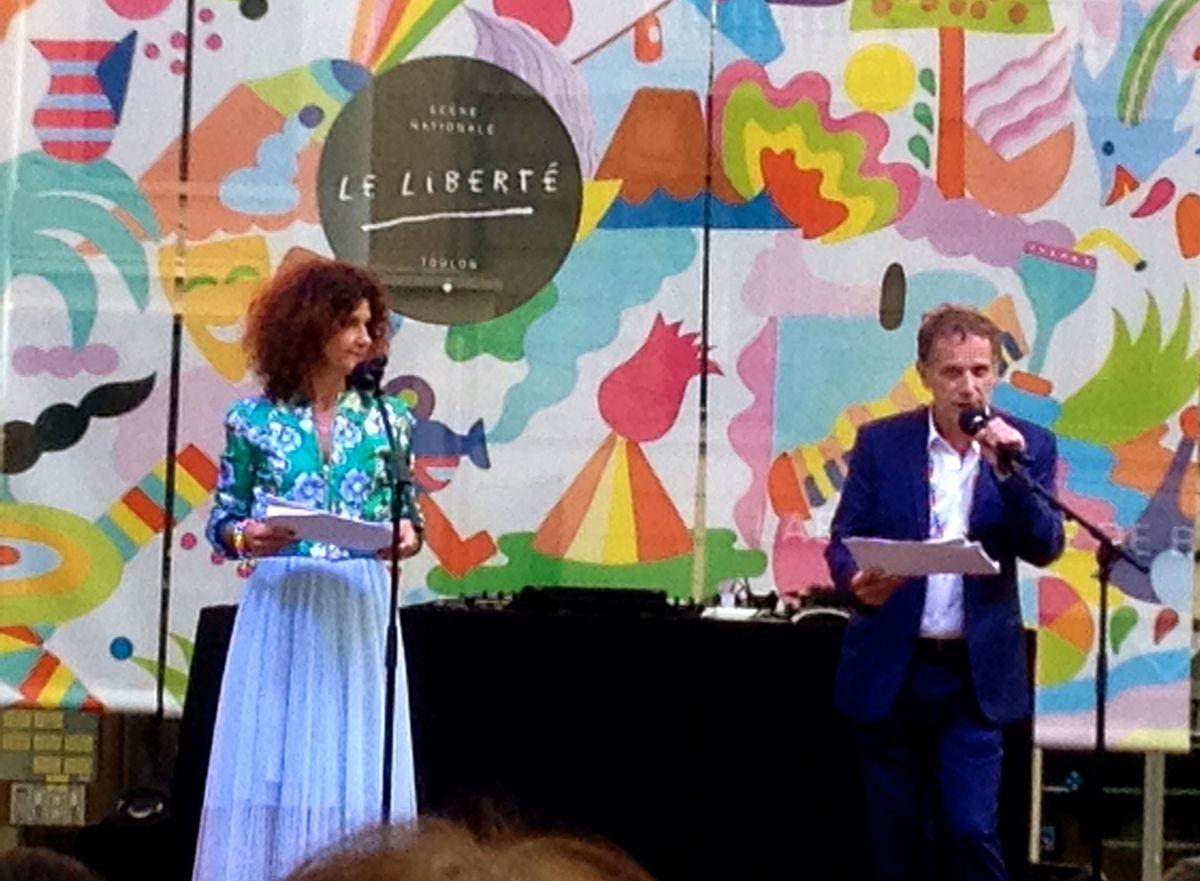 théâtre Liberté - Toulon