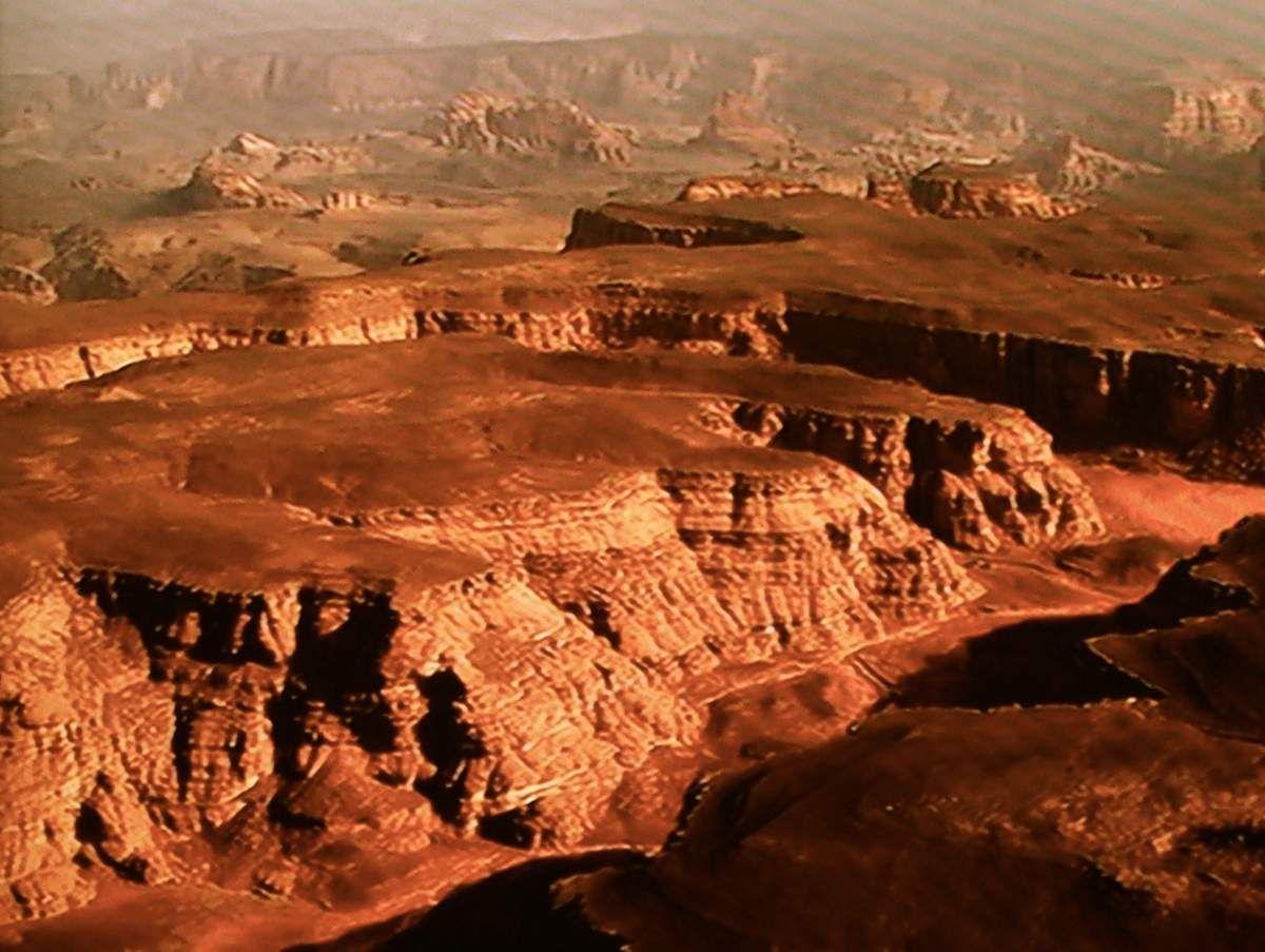 l'Algérie vue du ciel - Yann Arthus-Bertrand
