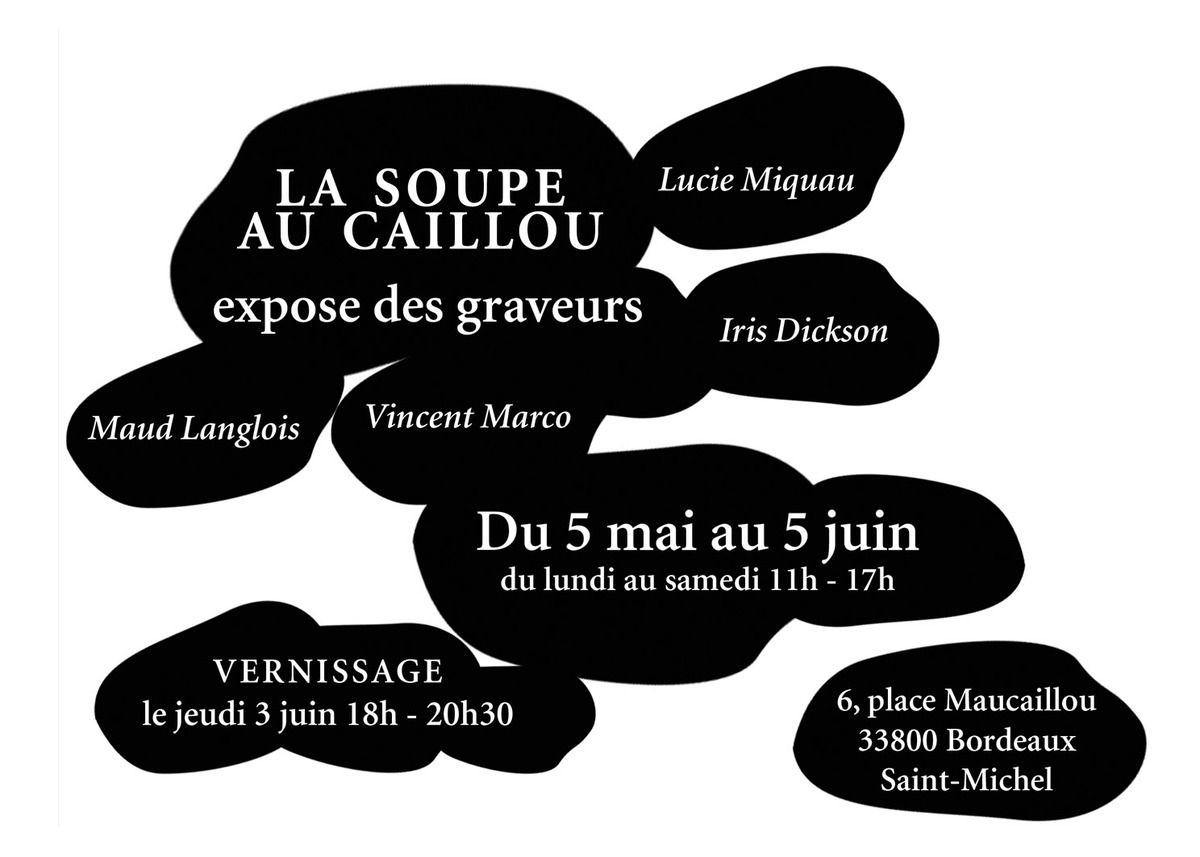 Iris Dickson expose à Bordeaux et Paris