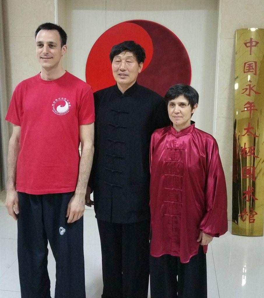 Yongnian 永 年 avec Me Zhao Xianping