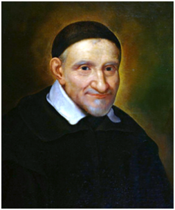 27 septembre : Saint Vincent de Paul