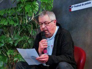 """Jean-Louis Rambour rendant hommage au poète-ami Gilbert Desmée avec """"In Memoriam"""""""