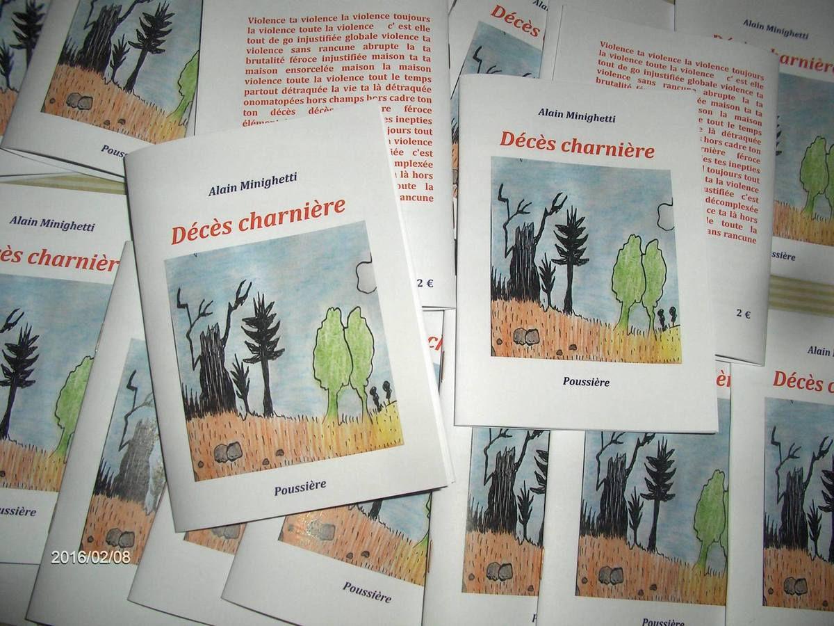 """""""Gras doucle"""", """"Décès charnière"""" d'Alain Minighetti"""