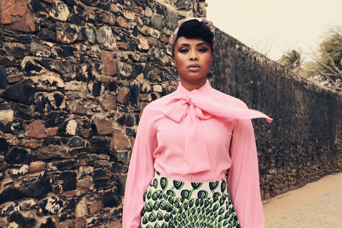 « The Wrong Kind of War », le nouvel album d'Imany !