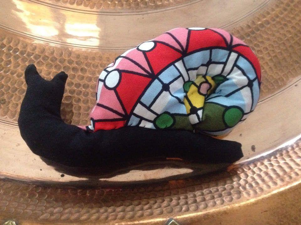 Escargot Tilda.... diy