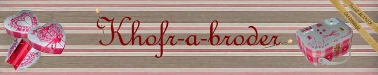 Le blog de Khofra