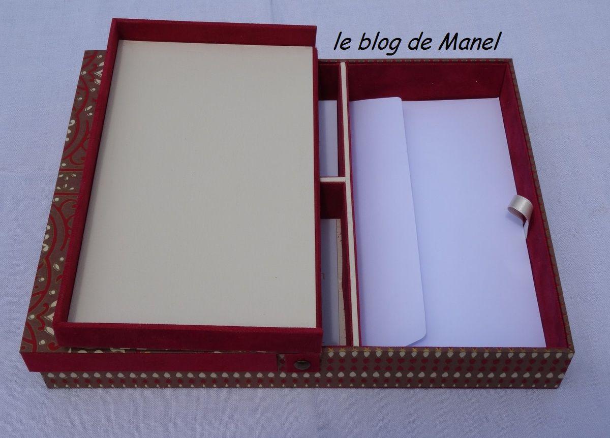 Variante de la boite A4