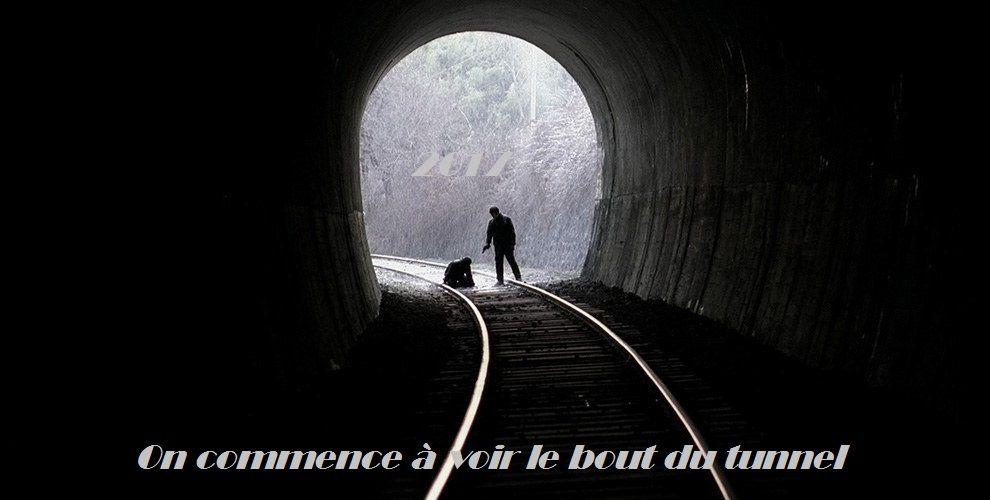 Attention au train ....