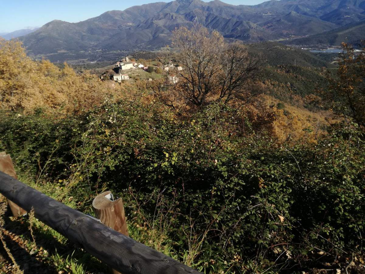 Corse :Riventosa......décembre 2016