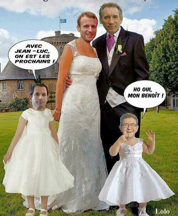 Mariage pour tous .
