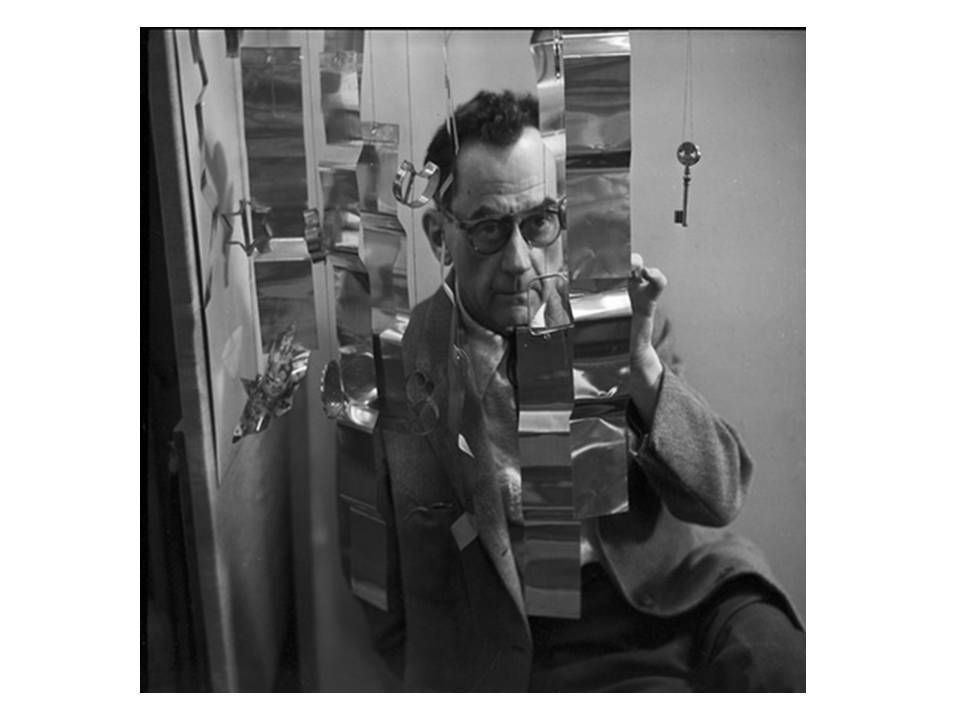 Man Ray - photo Michel Sima